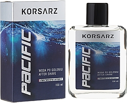"""Fragrances, Perfumes, Cosmetics After Shaving Lotion """"Pacific"""" - Pharma CF Korsarz After Shave Lotion"""