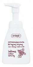 Fragrances, Perfumes, Cosmetics Intimate Foam - Ziaja Intima Foam