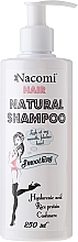 Fragrances, Perfumes, Cosmetics Moisturizing & Smoothing Hair Shampoo - Nacomi Hair Natural Smoothing Shampoo