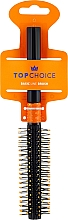 Fragrances, Perfumes, Cosmetics Hair Brush, 2496, black-orange - Top Choice