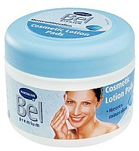 Fragrances, Perfumes, Cosmetics Wet Cosmetic Pads with Sea Minerals - Bel Premium Sea Minerals Pads