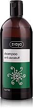 "Fragrances, Perfumes, Cosmetics Anti-Dandruff Shampoo ""Nettle"" - Ziaja Shampoo"