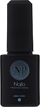 Fragrances, Perfumes, Cosmetics Gel Polish Base Coat - Najlo Professional Base Coat