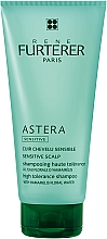 Fragrances, Perfumes, Cosmetics Soothing Shampoofor Sensitive Scalp - Rene Furterer Astera High Tolerance Shampoo