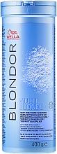 Fragrances, Perfumes, Cosmetics Powder Lightener - Wella Professionals Blondor Multi Blonde Dust-Free