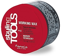 Fragrances, Perfumes, Cosmetics Shaping Hair Paste - Fanola Styling Tools Working Wax