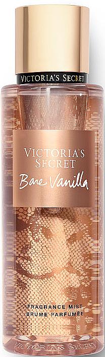 Scented Body Spray - Victoria's Secret Bare Vanilla Fragrance Mist