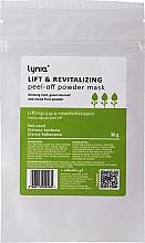 "Fragrances, Perfumes, Cosmetics Face Mask ""Lifting"" - Lynia Lift & Revitalizing Peel-off Powder Mask"