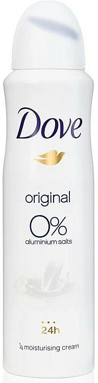 """Deodorant-Spray """"Original"""", Aluminum-Free - Dove Original Deo Spray"""