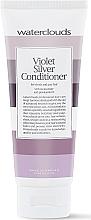 Fragrances, Perfumes, Cosmetics Hair Conditioner - Waterclouds Violet Silver Conditioner