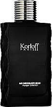 Fragrances, Perfumes, Cosmetics Korloff Paris No Ordinary Man - Eau de Parfum