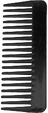 Fragrances, Perfumes, Cosmetics Hair Comb 15,5 cm, black - Donegal Hair Comb