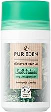 Fragrances, Perfumes, Cosmetics Men Roll-On Deodorant - Pur Eden Deodorant Long-Lasting Protection