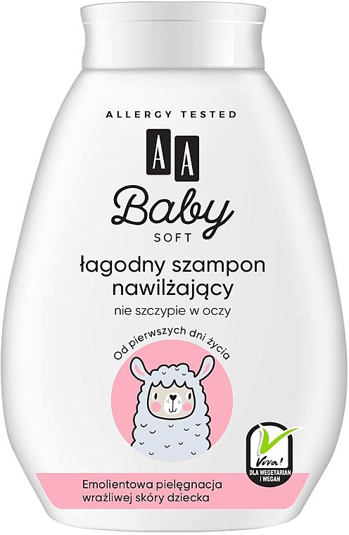 Gentle Moisturizing Shampoo - AA Baby Soft