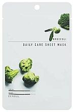 Fragrances, Perfumes, Cosmetics Rejuvenating Broccoli Face Mask - Eunyul Daily Care Mask Sheet Broccoli
