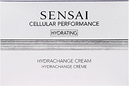 Fragrances, Perfumes, Cosmetics Anti-Age Intense Moisturizing Cream - Kanebo Sensai Cellular Performance Hydrachange Cream