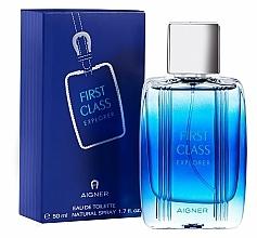 Fragrances, Perfumes, Cosmetics Aigner First Class Explorer - Eau de Toilette