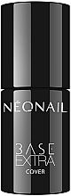 Fragrances, Perfumes, Cosmetics Gel Polish Base Coat - NeoNail Professional Base Extra Cover