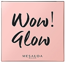 Fragrances, Perfumes, Cosmetics Face Highlighter - Mesauda Milano Wow! Glow Highlighters