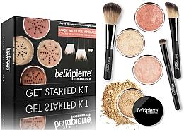 Fragrances, Perfumes, Cosmetics Makeup Starter Kit - Bellapierre Get Started Kit Medium