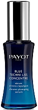 Fragrances, Perfumes, Cosmetics Hyaluronic Acid Wrinkle Filler Serum - Payot Blue Techni Liss Concentre