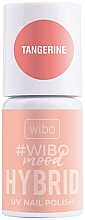 Fragrances, Perfumes, Cosmetics Hybrid Nail Polish - Wibo Mood Hybrid UV Nail Polish