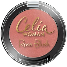 Fragrances, Perfumes, Cosmetics Face Blush - Celia Woman Rose Blush