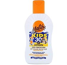 Fragrances, Perfumes, Cosmetics Sun Lotion for Kids - Malibu Sun Kids Lotion SPF30