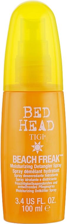 Moisturizing Hair Spray - Tigi Bed Head Beach Freak Detangler Spray