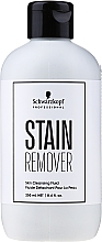 Fragrances, Perfumes, Cosmetics Stain Remover Skin Cleansing Fluid - Schwarzkopf Professional Stain Remover Skin Cleansing Fluid