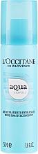 Fragrances, Perfumes, Cosmetics Ultra-Moisturizing Face Spray - L'Occitane Aqua Reotier Fresh Moisturizing Mist