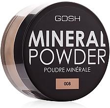 Fragrances, Perfumes, Cosmetics Mineral Powder - Gosh Mineral Powder