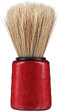 Fragrances, Perfumes, Cosmetics Shaving Brush 499473, red - Inter-Vion