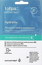 Fragrances, Perfumes, Cosmetics Face Peel-Off Mask - Tolpa Dermo Face Hydrativ Moisturizing Mask-Peeling Removes
