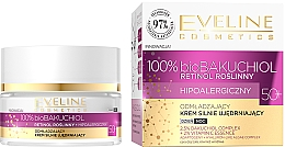 Fragrances, Perfumes, Cosmetics Anti-Aging Cream with the Firming Effect 50+ - Eveline Cosmetics BioBakuchiol
