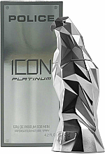 Fragrances, Perfumes, Cosmetics Police Icon Platinum - Eau de Parfum