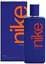 Fragrances, Perfumes, Cosmetics Nike Indigo Man Nike - Eau de Toilette