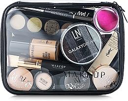 "Fragrances, Perfumes, Cosmetics Clear Makeup Bag ""Visible Bag"" 20x15x6 cm - MakeUp"