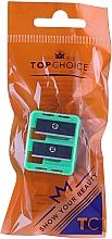Fragrances, Perfumes, Cosmetics Double Pencil Sharpener, 2199, green - Top Choice