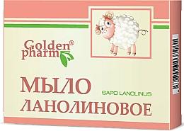 "Fragrances, Perfumes, Cosmetics Soap ""Lanolin"" - Golden Pharm"