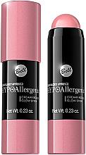 Fragrances, Perfumes, Cosmetics Creamy Stick Blush - Bell HypoAllergenic Cream Rouge Stick