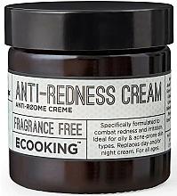 Fragrances, Perfumes, Cosmetics Anti-Redness Cream - Ecooking Anti Redness Cream