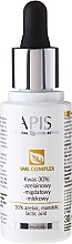 Fragrances, Perfumes, Cosmetics 30% Azelaic, Mandelic, Lactic Acids Complex - APIS Professional AML Complex KWAS 30%