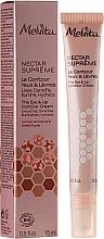 Fragrances, Perfumes, Cosmetics Eye and Lip Cream - Melvita Nectar Supreme The Eye and Lip Countour Cream