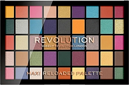 Fragrances, Perfumes, Cosmetics Eyeshadow Palette, 45 Shades - Makeup Revolution Maxi Reloaded Palette
