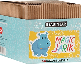 "Fragrances, Perfumes, Cosmetics Set ""Magic Jarik"" - Beauty Jar (Soap/150g + Soap)"
