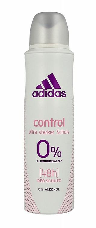 Aluminum-free Deodorant - Adidas Control 48h Deodorant