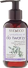 Fragrances, Perfumes, Cosmetics Thyme Facial Gel - Sylveco