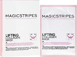 Fragrances, Perfumes, Cosmetics Collagen Face Mask - Magicstripes Lifting Collagen Mask