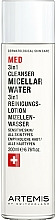 Fragrances, Perfumes, Cosmetics Micellar Water - Artemis of Switzerland Med 3in1 Cleanser Micellar Water
